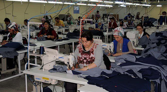 Tokat'tan 13 ülkeye gömlek ihracı