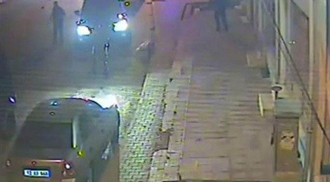 Bingöl Emniyet Müdürü'ne saldırının görüntüleri ortaya çıktı