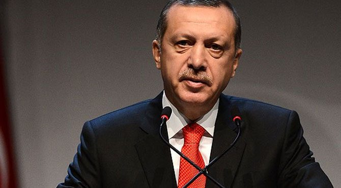 Cumhurbaşkanı Erdoğan'dan Amerika açıklaması!