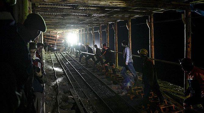 Maden faciasında 19'uncu gün
