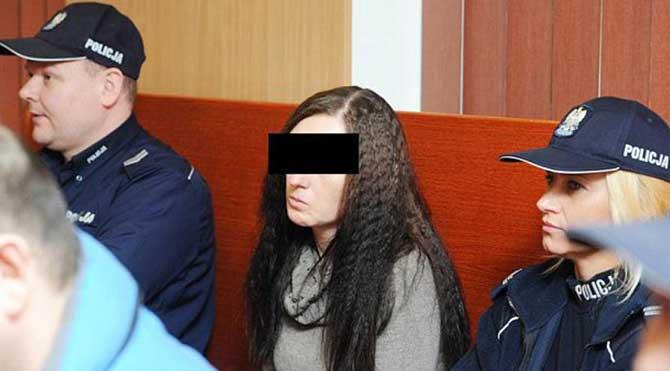 Kocasını öldürtüp katilleriyle grup seks yaptı