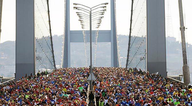 İstanbul Maratonu alarmı!