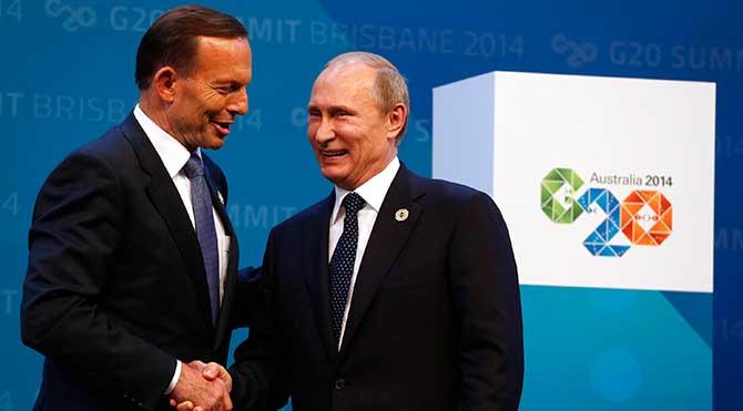 Putin G20'den erken ayrılıyor