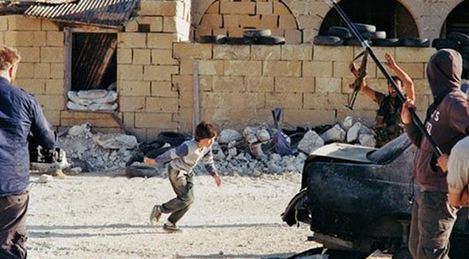 'Suriyeli kahraman çocuk' videosu sahte çıktı