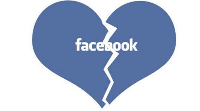Facebook boşanma nedeni olur mu?