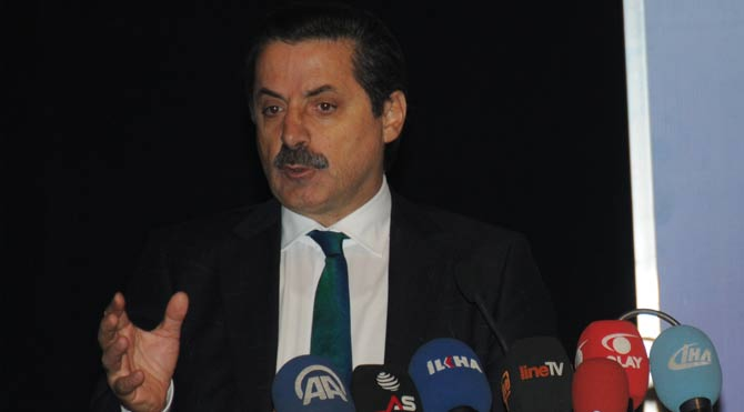 Çelik'ten Kılıçdaroğlu'na: Varsa projen anlat