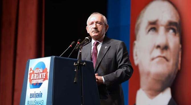 Kılıçdaroğlu, Zarrab'ın kuryesini sordu