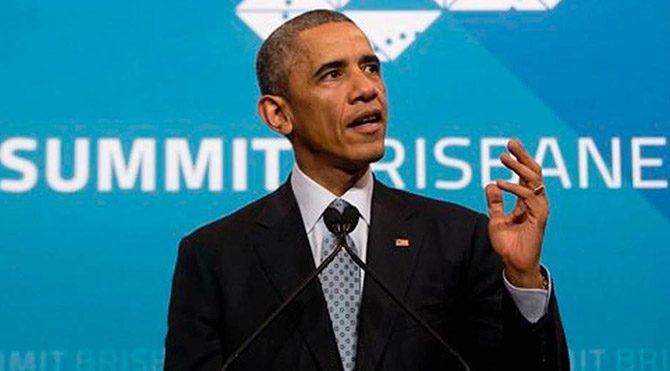 Obama G20 zirvesinde Rusya-Ukrayna krizini değerlendirdi