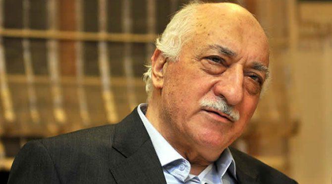 Fethullah Gülen'den tükürüklü Ak Saray göndermesi