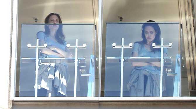 Angelina Jolie'nin kederi