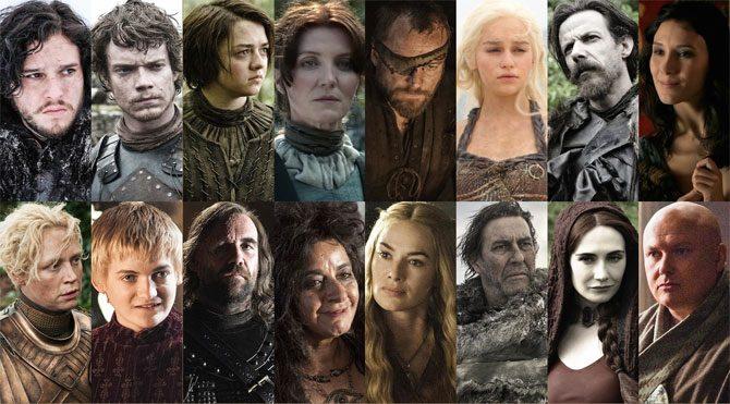 Game of Thrones oyunundan ilk görseller