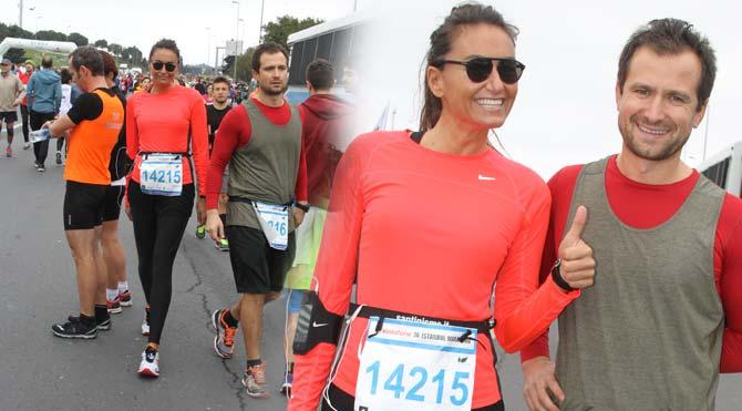 Maratoncu ünlüler