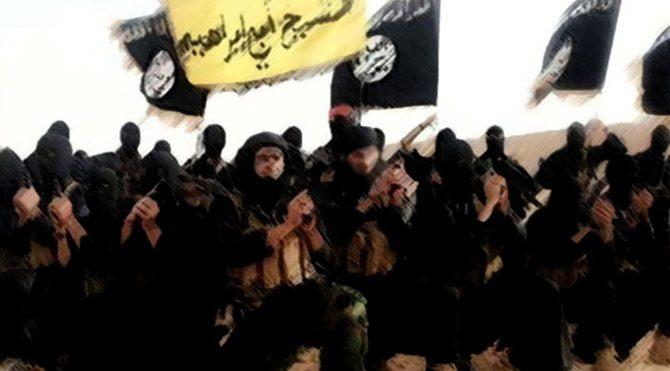 """""""IŞİD'in 200 bin savaşçısı var"""""""