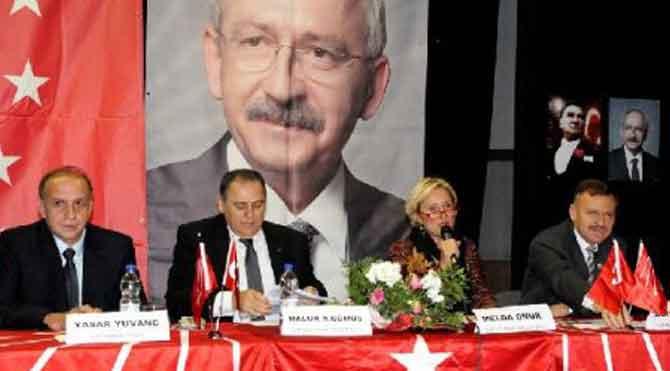 CHP'lilerden 'siyasete katılım' çağrısı