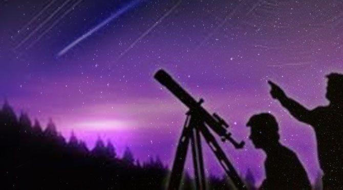 Leonid gökyüzünü aydınlatacak