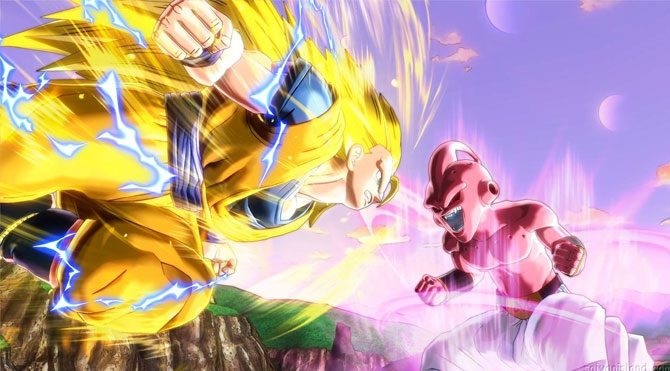 Dragon Ball Xenoverse geliyor