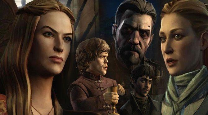 Game of Thrones oyunundan en yeni kareler