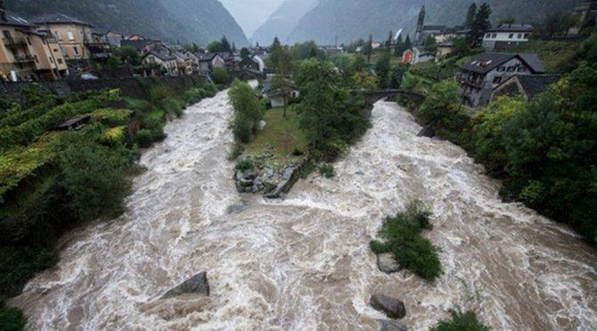 Avrupa'da sel felaketi: 7 ölü