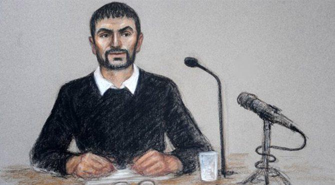 İngiltere'de bir Türk suçlu bulundu