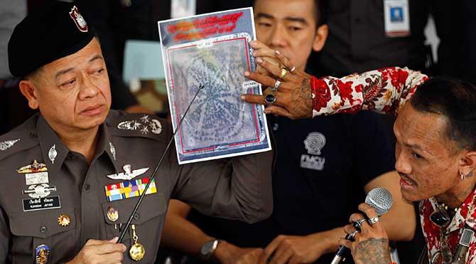 Tayland'da kargo paketlerinden insan parçaları çıktı