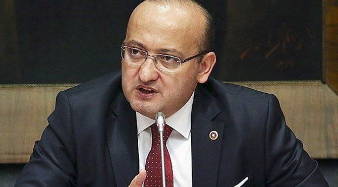 Yalçın Akdoğan'dan çözüm süreci açıklaması