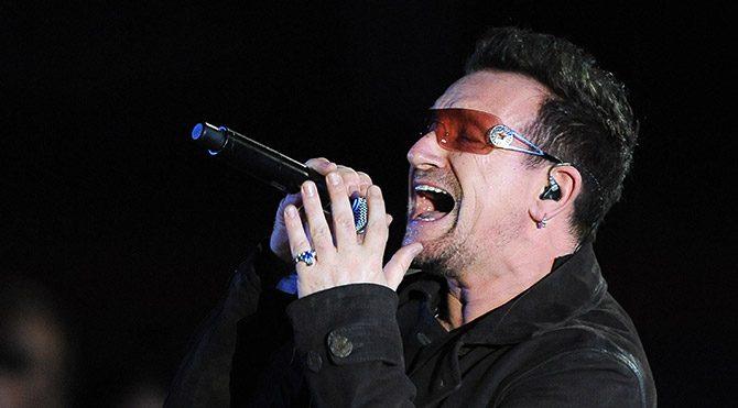 U2'nun sıkıntılı günleri