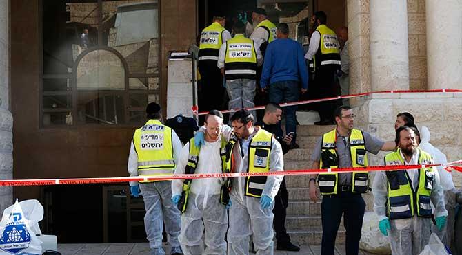 ABD'den Sinagog saldırısına jet kınama