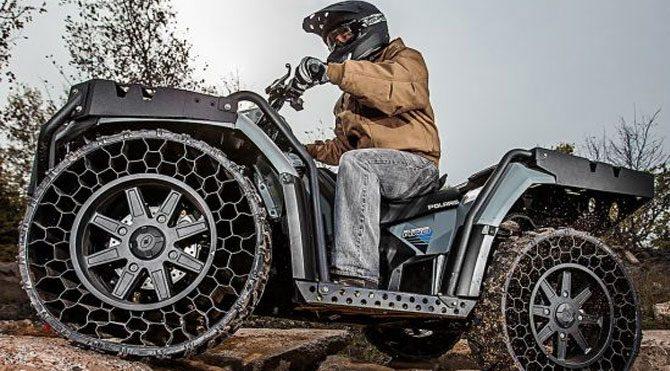 Michelin havasız lastik üretecek