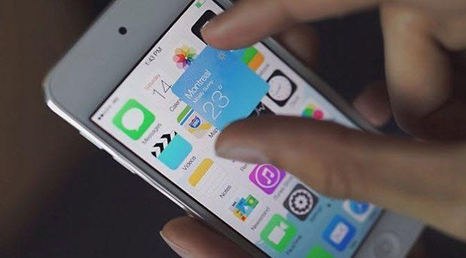 iOS 8.1.1 güncellemesi çıktı