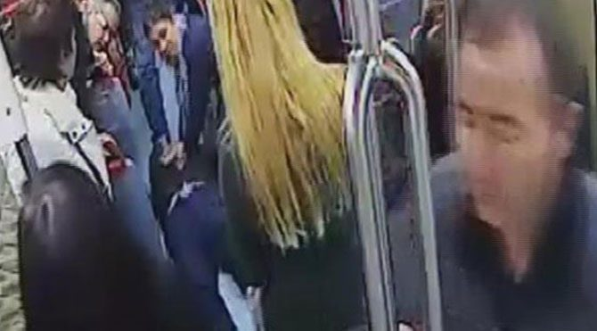 Metroda fenalaştı, hastanede öldü