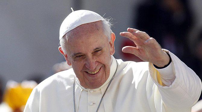 Papa'dan tartışmalara son nokta