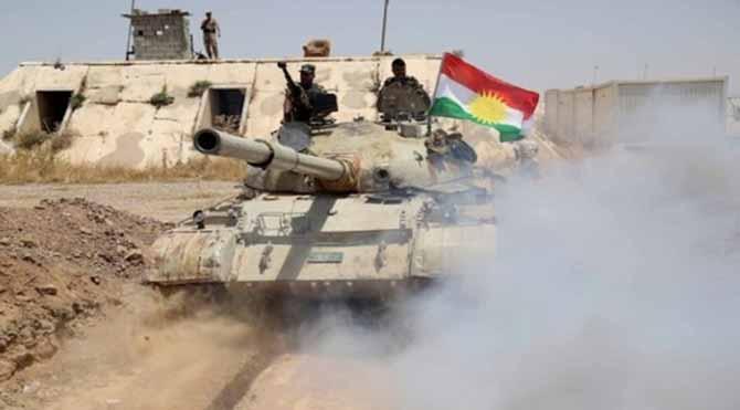 Irak'ta çoğu Türk 25 IŞİD üyesi öldürüldü
