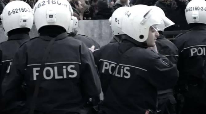 5 polis hakkında yakalama kararı