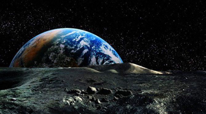 Uzayda gizemli cisim!