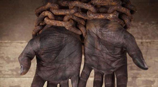 Avrupa'da en fazla köle Türkiye'de var