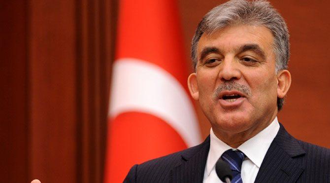 Abdullah Gül'den geri dönüş sinyali