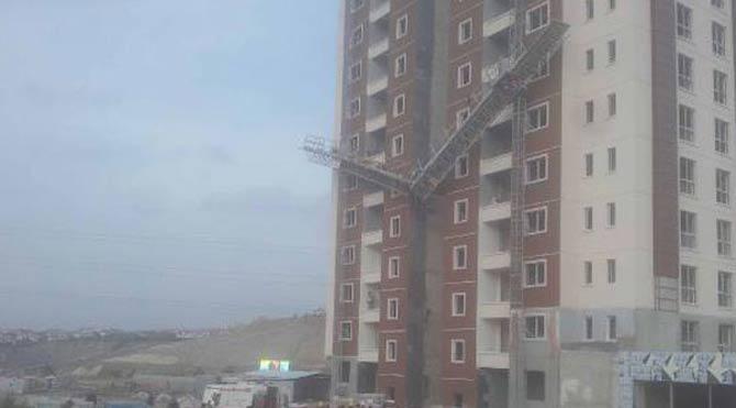 Yine asansör faciası: 1 işçi öldü