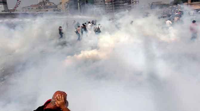 Gezi'dekinin 12 katı