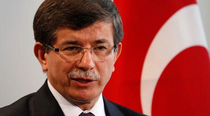 Davutoğlu Irak'a gidiyor