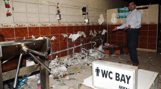 Dünya Tuvalet Günü'nde Eminönü!