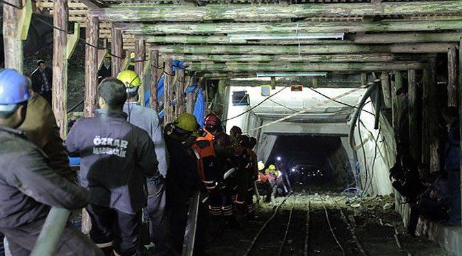 Madencilerin kimlikleri tespit edildi