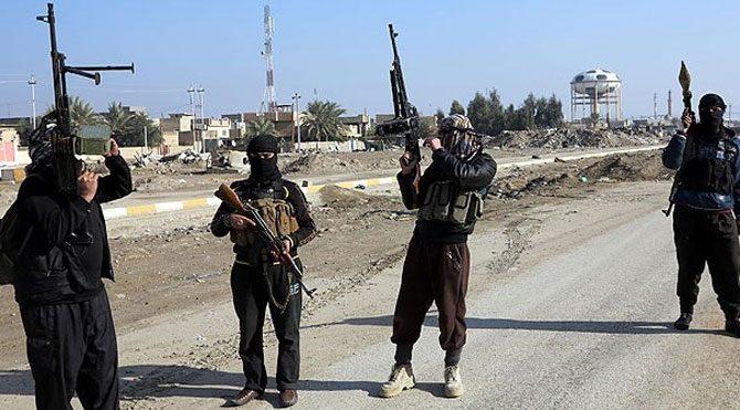'IŞİD adayları' yakalandı!