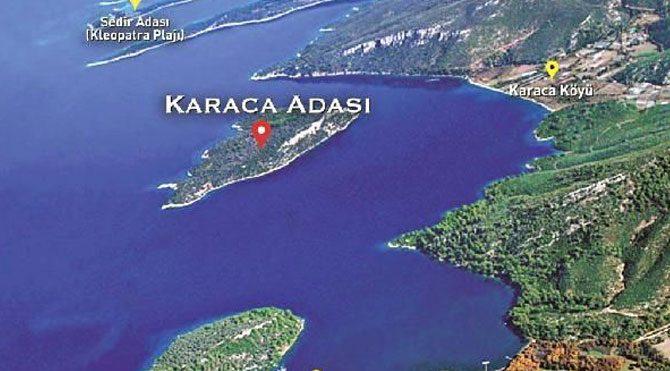 Karaca Adası'na Abramoviç talip oldu!