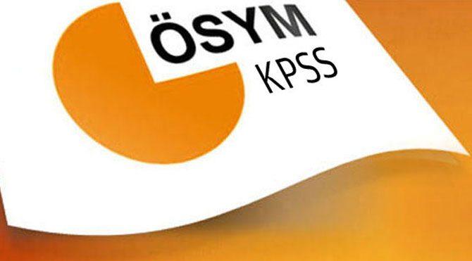 KPSS'de değişiklik