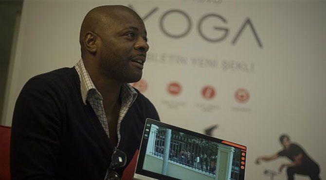 Yoga Tablet 2 Pro'yu Pascal'dan dinleyin!