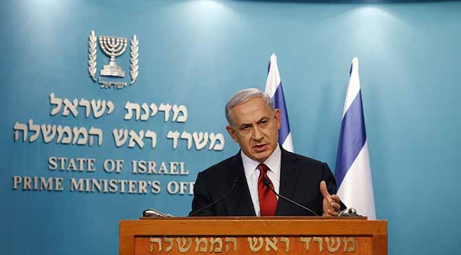 Netanyahu: Onların evlerini yıkın