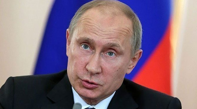 Putin'den ABD'ye çok sert sözler