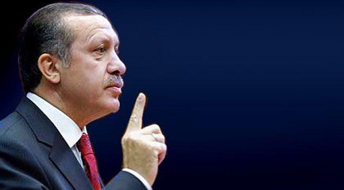 Erdoğan, 1 milyon lirayı usulsüz toplamış