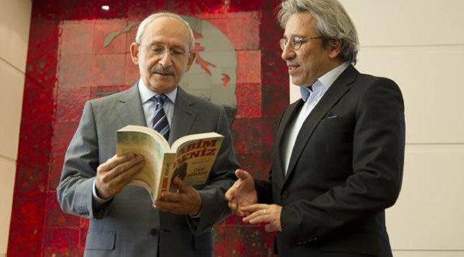 Can Dündar'dan Kılıçdaroğlu'na kitap!