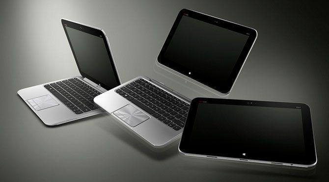 HP Envy x2 çok ses getirecek